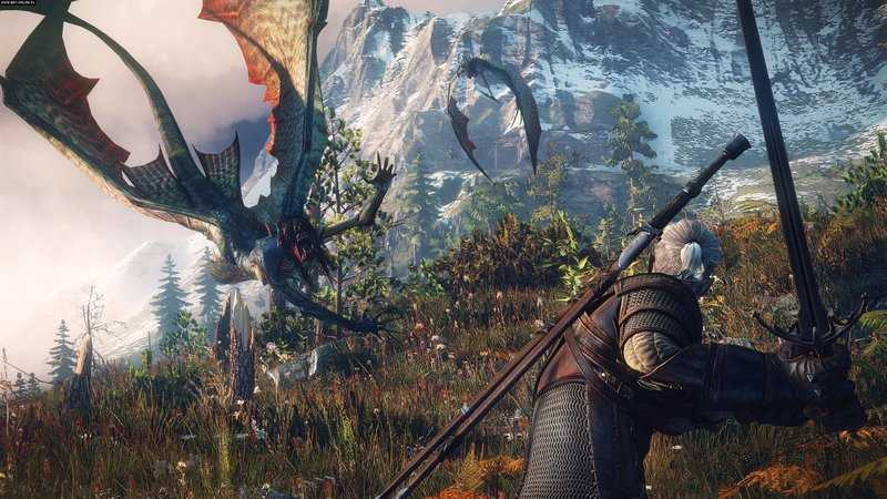 games the witcher 3 wild hunt 94711 - Игрострой: итоги за неделю