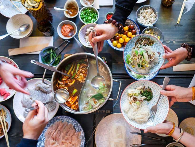Посетителей ресторанов в Китае будут штрафовать за недоеденные блюда