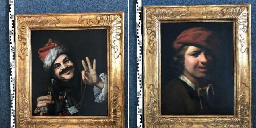 d36231ebd5f1c3d7e772a8405e21b67a - В Германии в придорожном мусорном баке нашли две картины XVII века