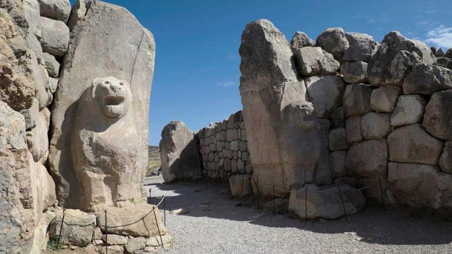 Древний храм хеттов оказался моделью Вселенной