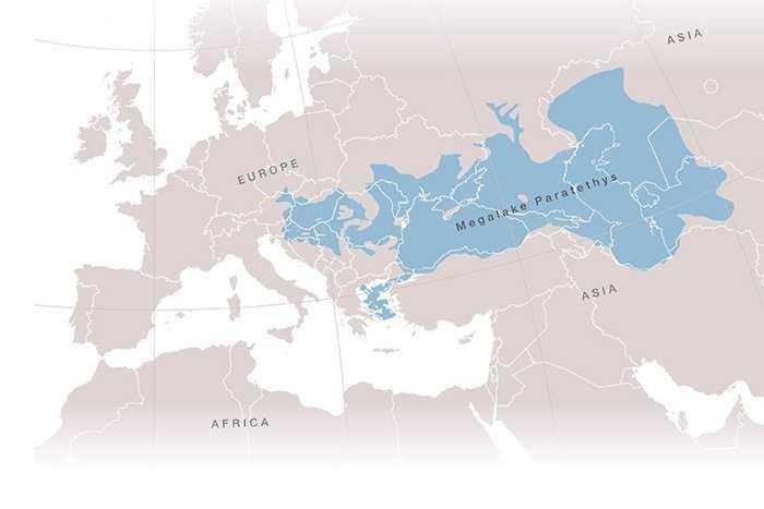 Как исчез Паратетис – древний океан, простиравшийся от Альп до Алтая