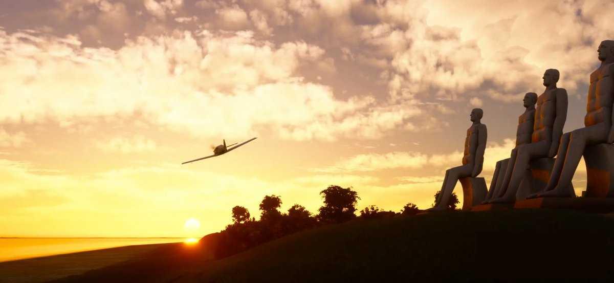 Microsoft Flight Simulator получила обновление, посвящённое северным странам Европы