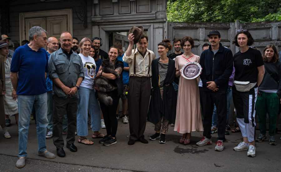 В Москве стартовали съемки нового фильма по мотивам «Мастера и Маргариты»