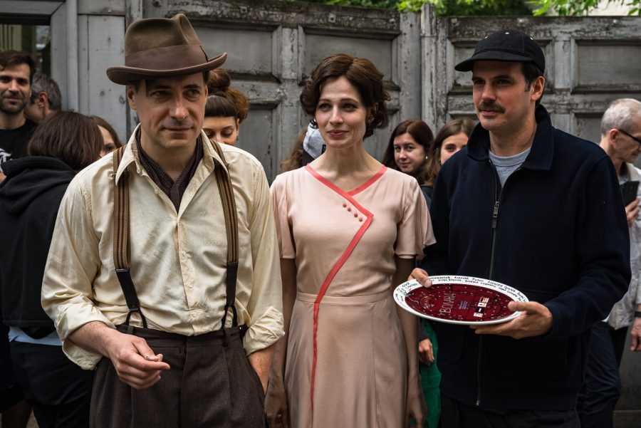 big 60641 voland 4268460039886920 2327281726056704930 n - В Москве стартовали съемки нового фильма по мотивам «Мастера и Маргариты»