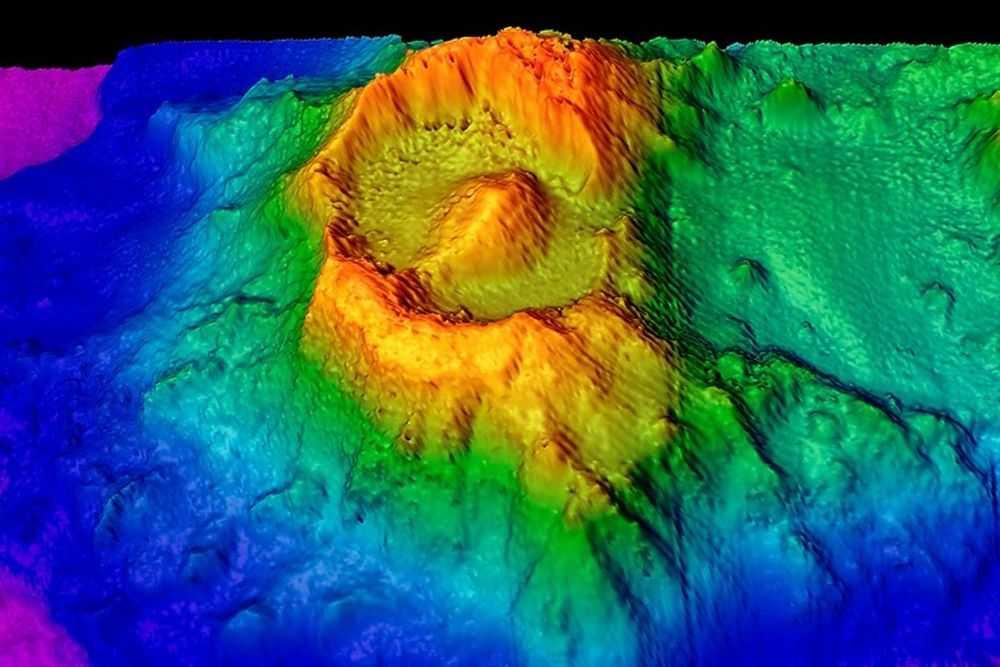 geologicheskaja zagadka v indijskom okeane obnaruzhili oko saurona - «Геологическая загадка»: в Индийском океане обнаружили «Око Саурона»