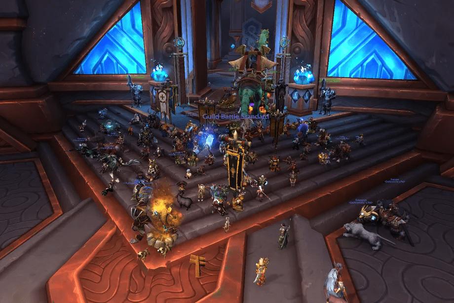 Игроки устроили протест в World of Warcraft из-за скандала с домогательствами