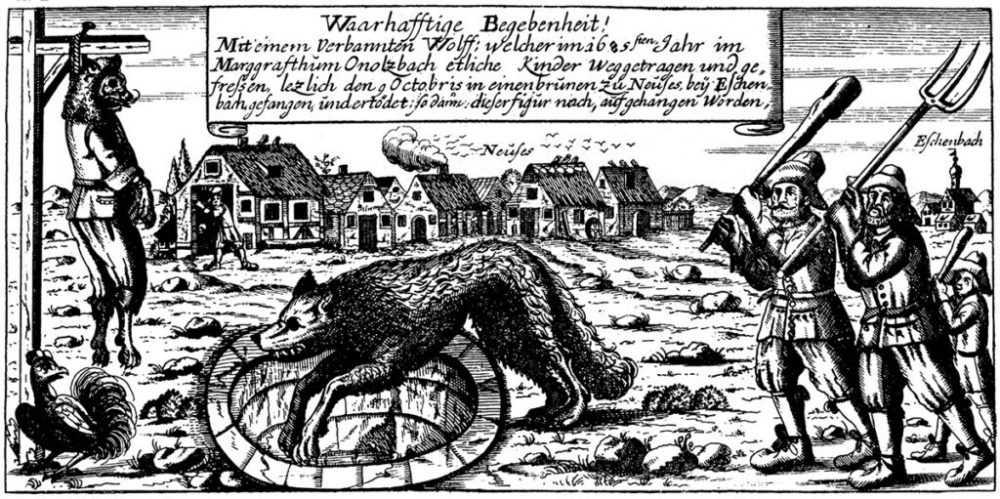 vervulf 1 1024x511 1 - Между человеком иволком: краткая история ликантропии вевропейской культуре