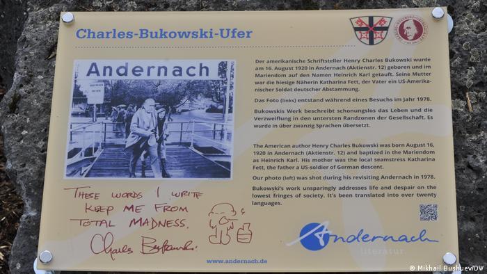 58790605 401 - В Германии набережную Рейна назвали в честь Чарльза Буковски
