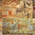 Картинную пещеру коренных американцев выставили на аукцион