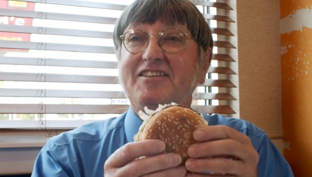 Американец съел больше 30 тысяч Биг Маков и попал в Книгу рекордов Гиннеса