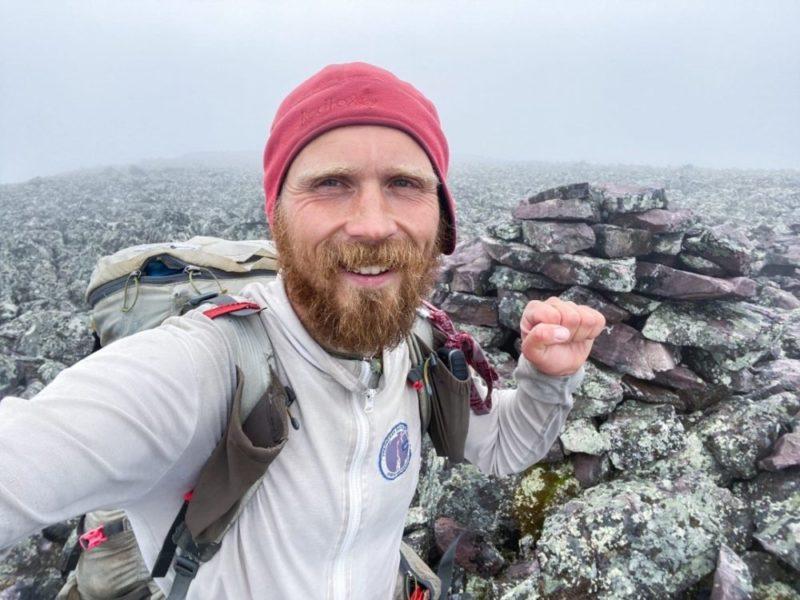 normal - Путешественник из Уфы впервые в истории прошел пешком Уральские горы