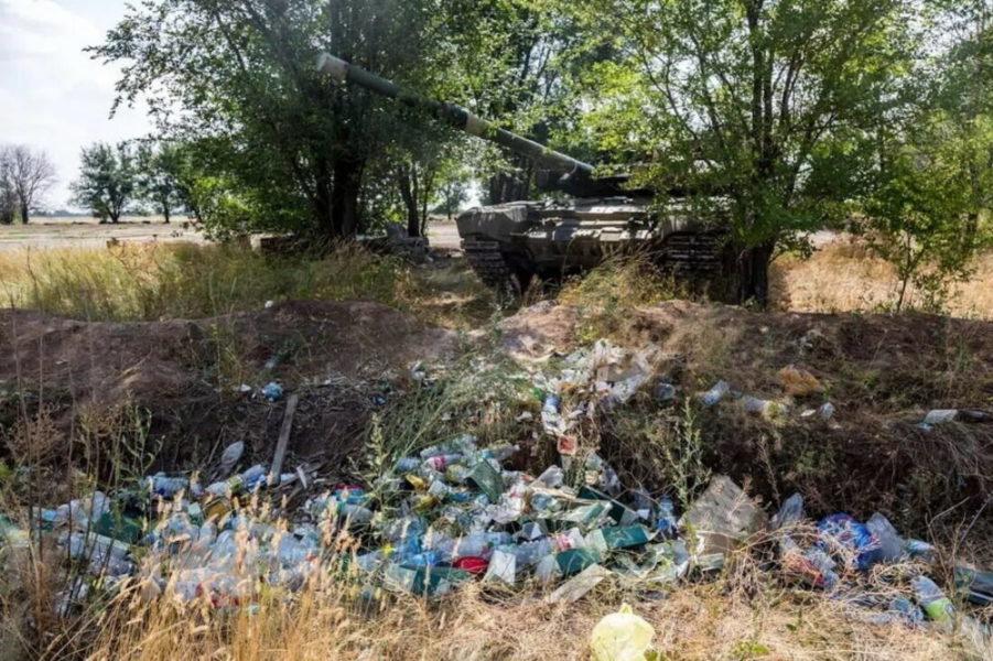 orig - На свалке в Волгограде нашли современный боевой танк