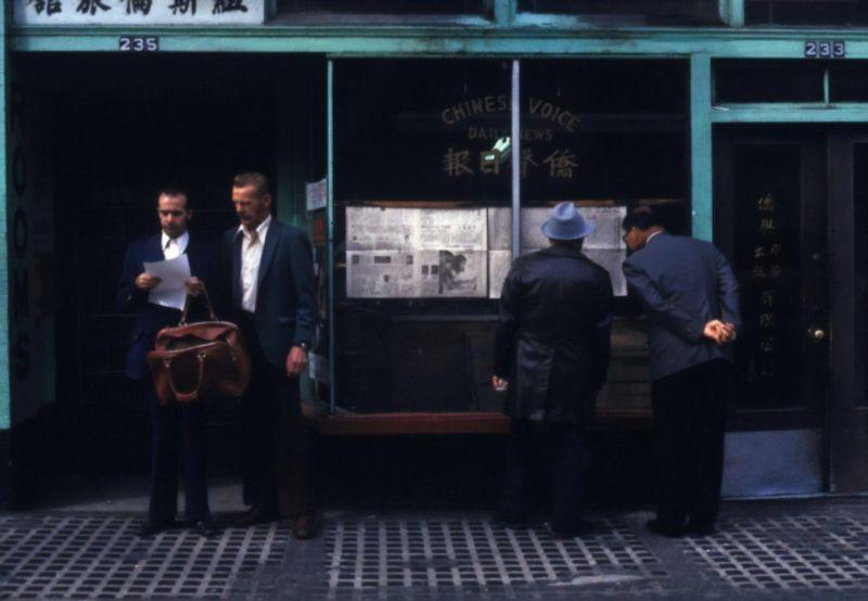 «Печальнотаун»: гипнотический и депрессивный Ванкувер на фото 70-х