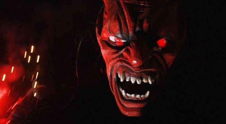 satan facts face - 10 ЗЛОВЕЩИХ ФАКТОВ О САТАНЕ
