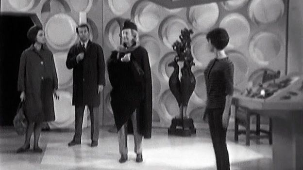 Видео дня: первые выпуски «Доктора Кто», когда он еще был «серьезным образовательным шоу»
