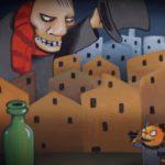 Группа «Пикник» выпустила клип по мотивам картин Васи Ложкина