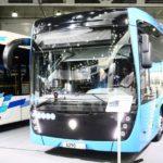 В Москве пройдут испытания первого водородного автобуса  КамАЗ