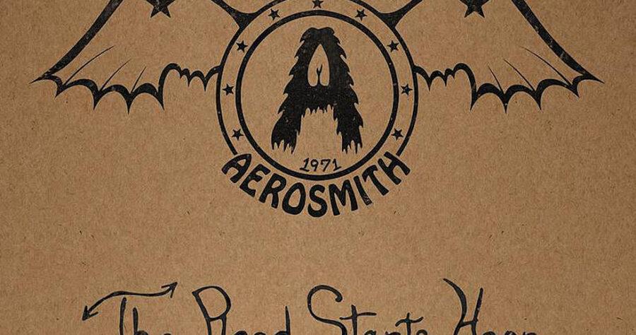 Aerosmith и заказ редкого релиза «The Road Starts Hear»