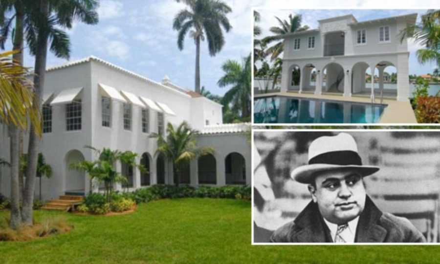 Во Флориде снесут особняк, в котором жил Аль Капоне