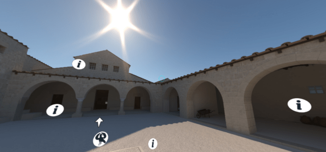 hram2 640x299 1 - Находка: виртуальная прогулка по древнему византийскому храму