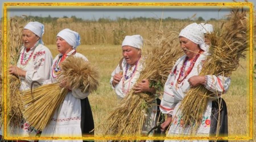 kartinka slavjane 14 - День осеннего равноденствия: ритуал, обряды и традиции славянского праздника