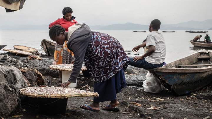 Когда взорвется африканское «газовое озеро» Киву?