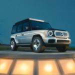 Mercedes-Benz продемонстрировала концептуальный «Гелендваген будущего»