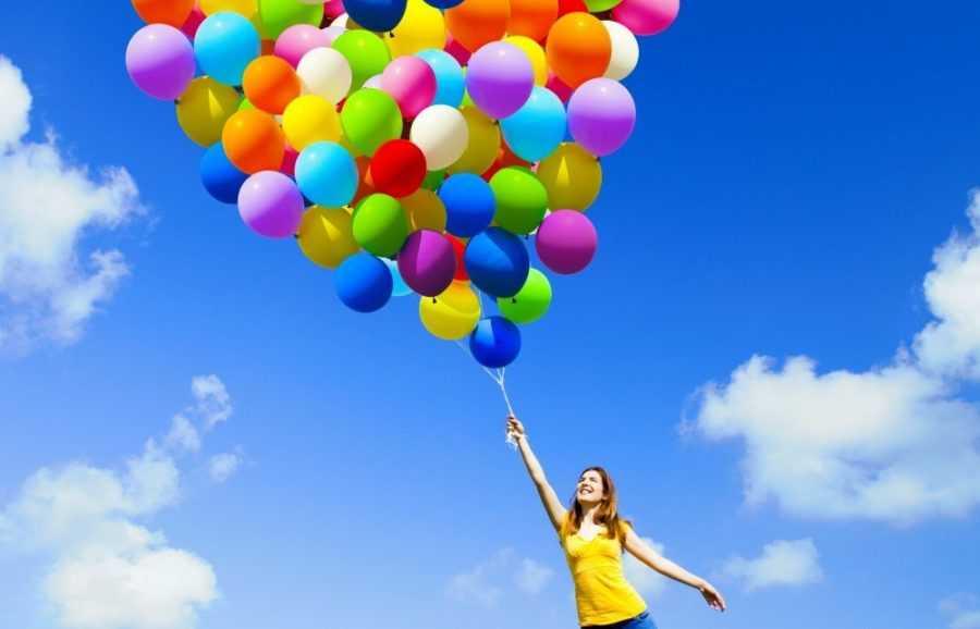 skolko nuzhno vozdushnyh sharikov chtoby vzletet - Сколько нужно воздушных шариков, чтобы взлететь?