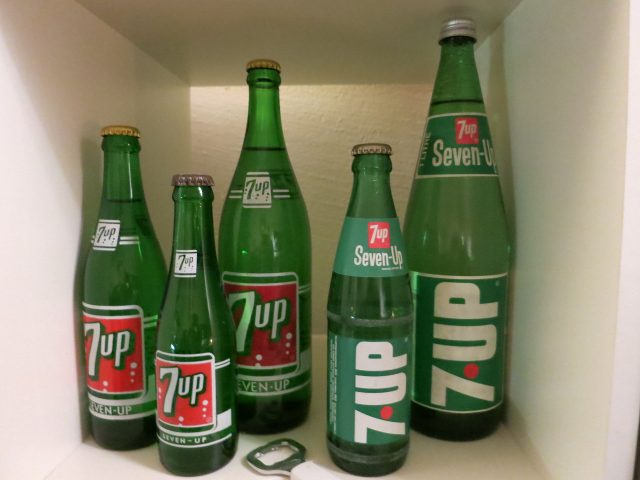 «Лучшее средство от похмелья»: изначально напиток 7 Up содержал антидепрессант и считался лекарством