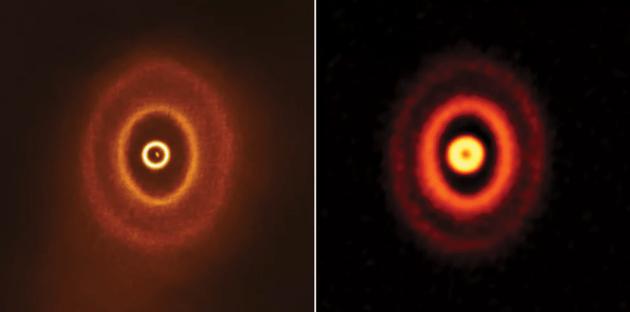 tri - Ученые нашли уникальную планеты с 3 звездами в созвездии Ориона